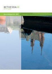 Geschäftsbericht 2011 - Bethesda-Spital Basel
