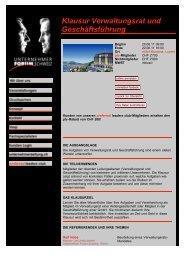 Unternehmer Forum Schweiz AG - Mattig-Suter und Partner