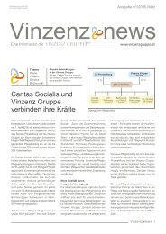 Projekt - Vinzenz Gruppe