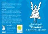 Faltflyer2011 [PDF, 2.00 MB] - Gemeinde Möriken-Wildegg