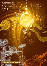 Christmas Specials 2012 PDF - heer musik ag