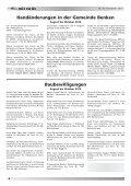 nüs vu üs Nr. 20 (Nov 2010) [PDF - Benken - Seite 6