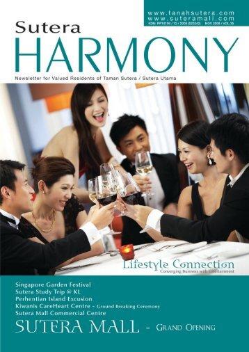 HARMONY - Tanah Sutera