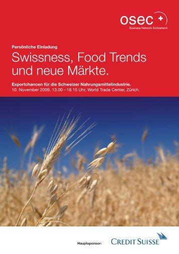 Einladung als PDF - Switzerland Cheese Marketing AG