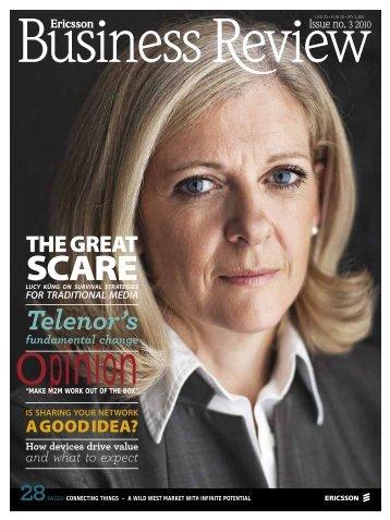 Telenor's - Ericsson