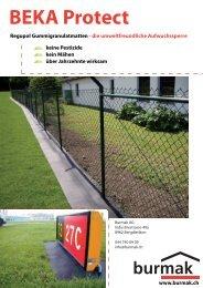Details finden Sie hier im Produkt-PDF - Burmak AG