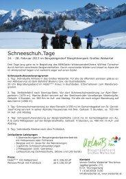 Informationsblatt zum Download - Biosphärenpark Großes Walsertal