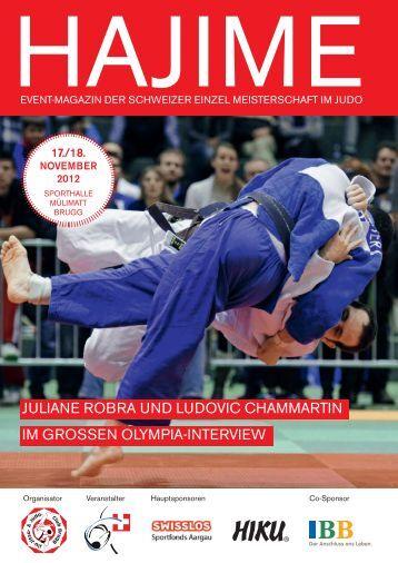 PDF-Version - Judo und Jiu-Jitsu-Club Brugg