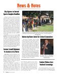 The Muriel Pollia Sculpture Garden takes art at - University of La Verne - Page 6