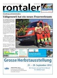 2012_38_01-24 - Regionalzeitung Rontaler AG