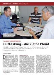 Referenz-Story im Computerworld Magazin 16/2012 - Sedna ...