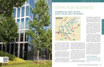 Commercial Real Estate - Chattanooga Area Chamber of Commerce