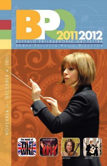 Untitled - The Buffalo Philharmonic Orchestra