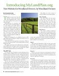 Spring 2012 - Minority Landowner - Page 6