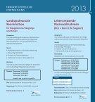 Fortbildungsprogramm 2013 - St. Vincenz Krankenhaus Limburg - Seite 5