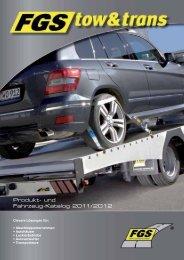 Produkt- und Fahrzeug-Katalog 2011 / 2012 - FGS GmbH