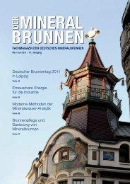 Deutscher Brunnentag 2011 in Leipzig Erneuerbare Energie für die ...