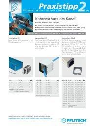 Praxistips 2 Kantenschutz - Wagner GmbH