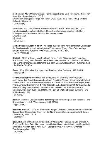 1999 (151.03 kB) - Wernigerode