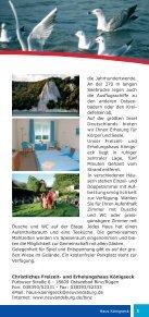 Ostsee und im Harz Ostsee und im Harz - Diakonissen-Mutterhaus - Seite 5