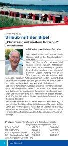 Ostsee und im Harz Ostsee und im Harz - Diakonissen-Mutterhaus - Seite 6