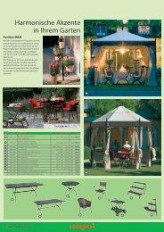 Harmonische Akzente in Ihrem Garten