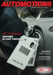 Automotions 8 - September 2009 - J&T Autolease