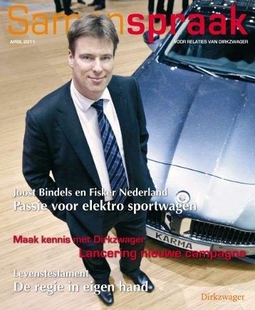 Editie 5 – april 2011 - Dirkzwager advocaten & notarissen