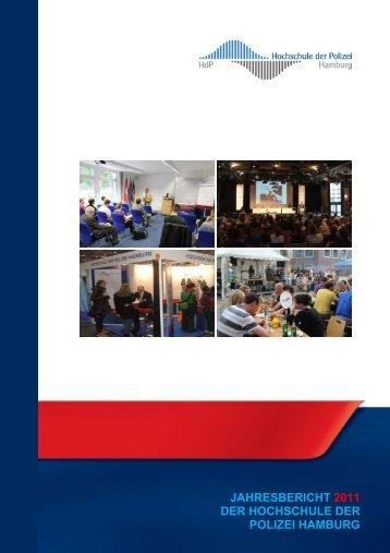 Jahresbericht 2011 - Hochschule der Polizei Hamburg (HdP ...