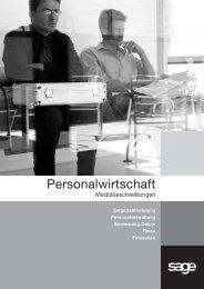 Personalwirtschaft - Datec Hard- und Software GmbH