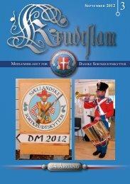 Krudtslam Nr.3-2012 - Forbundet Af Danske Sortkrudtskytteforeninger