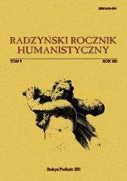 pobierz całość (pdf; 27 mb) - Radzyńskie Stowarzyszenie Inicjatyw ...