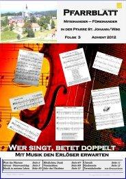 (PDF) Pfarrblatt - Pfarre St. Johann am Wimberg