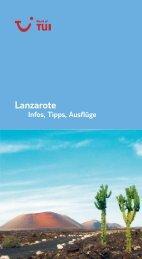 Lanzarote - Hapag-Lloyd Reisebüro