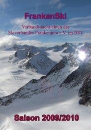 Franken Ski 2009/2010 - Skiverband Frankenjura