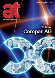 Aktuelle Technik: Firmenportrait 25 Jahre (13.2 MB) - Compar AG