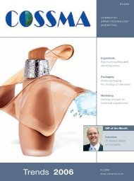 Sample issue of total copy (27 pages, 8 - COSSMA