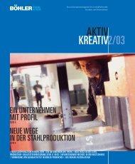 aktiv - Gebr. Böhler & Co. AG