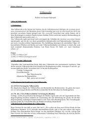 Völkerrecht - MPG Trier