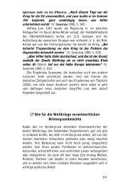17 Die für die Weltkriege verantwortlichen ... - deutschelobby