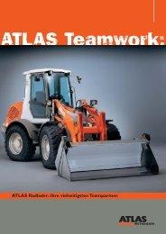 ATLAS Radlader - Tecklenborg GmbH & Co. KG