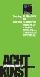 RKM 8 Broschur - Aktionsgemeinschaft Rodenkirchen