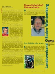 Heft 3/2003 - BUND