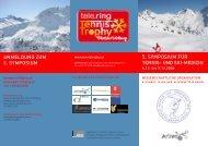 Arlberg Sportkongress - Dr. med. Karl Zippelius