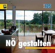Nr. 125/August 09 (Druck-Version, pdf mit - NÖ gestalten