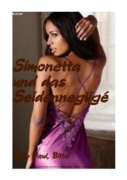 Simonetta und das Seidennegligé - fleigejo