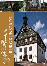 Bürgerbroschüre - Stadt Burgkunstadt