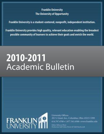 Academic Bulletin - Get a Free Blog