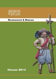 Unsere Bücher: Download PDF Katalog - Zeughaus Verlag GmbH