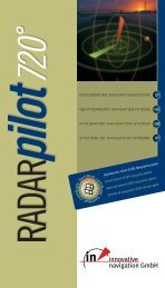 RADARpilot720 - innovative navigation GmbH